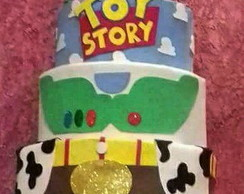 Bolo fake Toy story