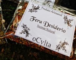Incenso Natural Fera Desiderio