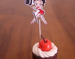 Colher para doce - Betty Boop