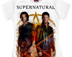 Baby Look Feminina Supernatural MD06