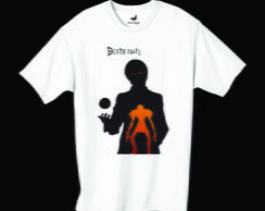 Camiseta Death Note Exclusiva