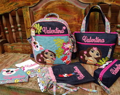 Mochilas e kit escolar