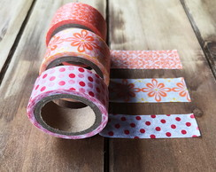 Kit Washi Tape Poás