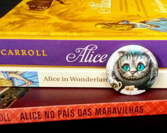 Button: O gato da Alice
