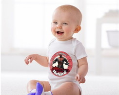 Body Infantil Deadpool