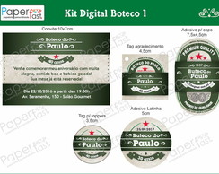 KIT DIGITAL - BAR/BOTECO 1