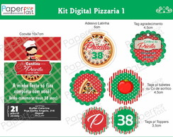 KIT DIGITAL - PIZZARIA 1