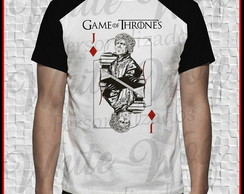 camiseta do Game of Thrones