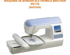Bordadeira Brother PE770
