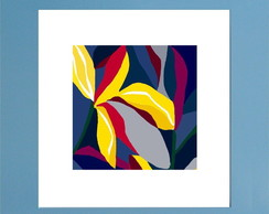 QUADRO DECOR COLOR - ARTE MODERNA 48