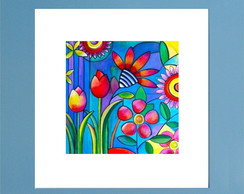 QUADRO DECOR COLOR - ARTE MODERNA 58