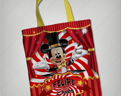 bolsinha circo do mickey 26x29