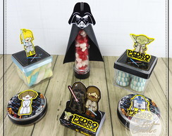 Arquivo De Corte Kit Digital Silhouette Star Wars 3d +Brinde