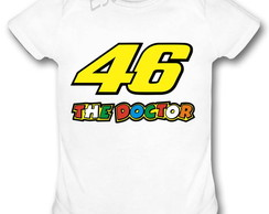 Body The Doctor 46 Valentino Rossi Bori Personalizado