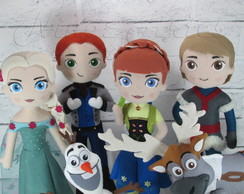 Kit Frozen Fever pronta entrega