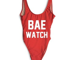 Body Maiô BAE WATCH