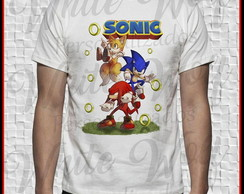 Camiseta do Team Sonic