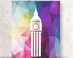 Quadro Decorativo - BIG BEN