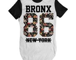 Camiseta Longa New York Ny Eua Hip Hop camisa masculina Swag · Skull  Clothing. R  49 5ca2905766b