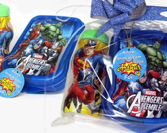 Kit Lanche Super Herois