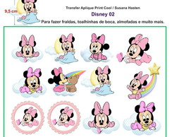 Transfer Aplique KIT Disney 02