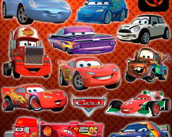 Kit Digital PNG - Carros