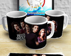 Caneca do Teen Wolf