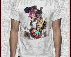Camiseta da Vi do League Of Legends