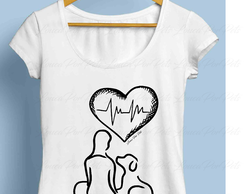 Camisete Amor Dog