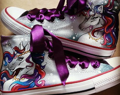 All Star Unicorn Infantil