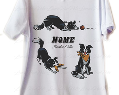 Camiseta Border Collie