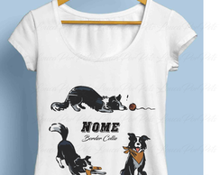 Camisete Border Collie