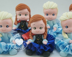 Apliques personagens Frozen
