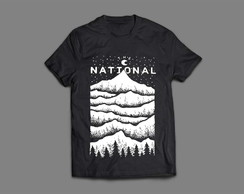 Camiseta Feminina The National