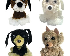 Kit Pompom - Cachorrinhos - Kits for Kids