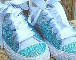 Converse All Star Luxo Cristais