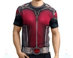 Camisa Customizada Homem Formiga  1d59ec1ed624c