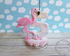 Vela Flamingo delicado