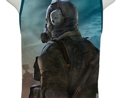 Camiseta Game Metal Gear Survive - Regata