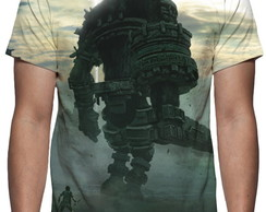 Camiseta Shadow of The Colossus Remake - 2018
