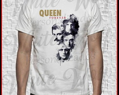 Camiseta da Banda Queen