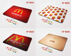 Mouse Pad MC Donalds MCDonald McDonalds Lovin It Mousepad