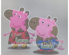 Display mesa - Peppa Pig