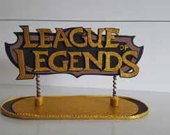 Display League of Legends