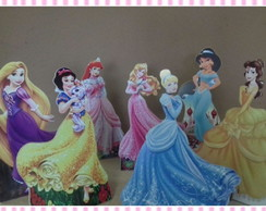 KIT DISPLAY MESA PRINCESAS/ EM MDF