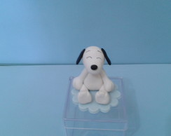 Lembrancinha Snoopy biscuit