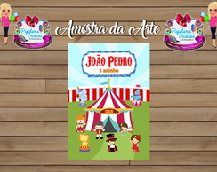 Kit Arte Digital Circo