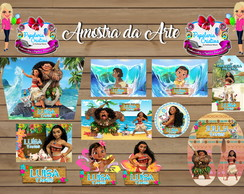 Kit Arte Digital Moana