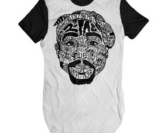 9f23e3b8b67fc Camiseta Longa Notorious Bart Hip Hop camisa masculina no Elo7 ...
