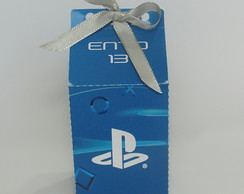 Caixa Milk PlayStation